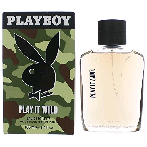 Playboy New Play It Wild M EDT, 100ml