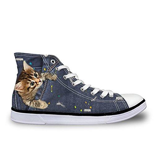 Coloranimal - A Collo Alto donna cute cat-10