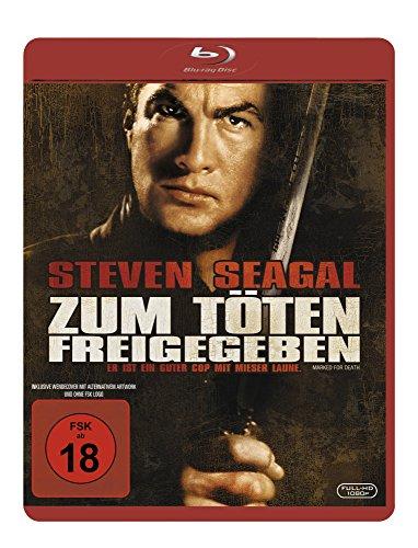 Zum Töten freigegeben [Blu-ray]