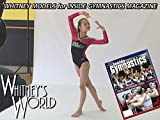 Whitney Models for Inside Gymnastics Magazine