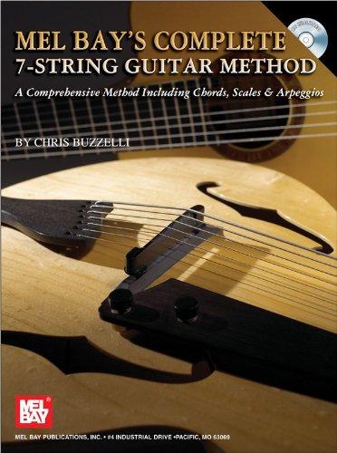 Complete de 7String Guitar Method. Pour Guitare, Tablature Guitare