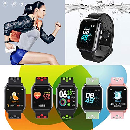 pikins KY11 Sports Smart Bracelet Pantalla Colorida multifunción Smartwatches
