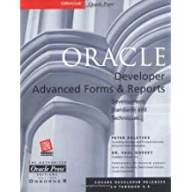 Oracle Developer. Advanced Forms and Reports (Oracle Press Series)