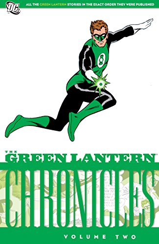 The Green Lantern Chronicles (2)