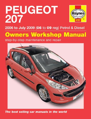 peugeot-207-repair-manual-haynes-manual-service-manual-workshop-manual-2006-2009