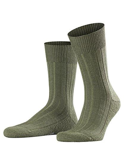 FALKE Teppich im Schuh Herren Socken herb (7754) 43-44 mit Plüschsohle