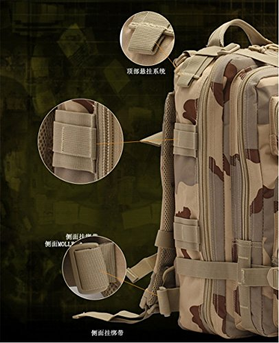 gli amanti di sport esterni 40L sacchetto di campeggio trekking multifunzione borsa di tela dello Zaino dello zaino degli uomini un'escursione zaino, G G