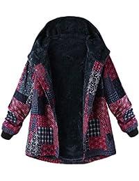 4a5a30ee7cf0f Amazon.es  Pantalones Algodon - Ropa de abrigo   Mujer  Ropa