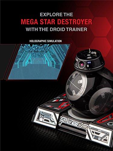 Droide de la aplicación Star Wars BB-9