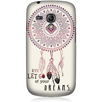 Head Case Designs Coque arrière pour Samsung Galaxy S3 Iii Mini I8190 Motif attrape-rêve Let Go
