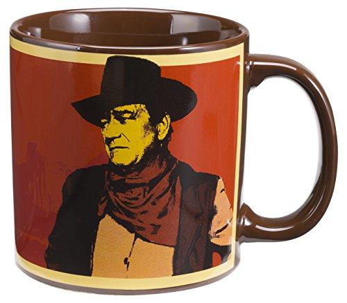 John Wayne Jumbo 20 oz Ceramic Mug (Ceramic Mug Jumbo)
