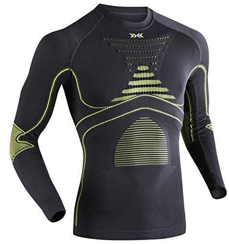 Usado, X-Bionic Eacc.Evo - Camiseta de compresión, de manga segunda mano  Se entrega en toda España