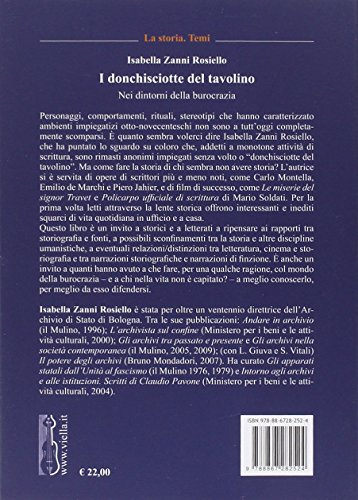 I Donchisciotte Del Tavolino.Libro I Donchisciotte Del Tavolino Nei Dintorni Della Burocrazia Di