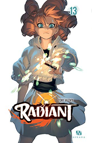 Radiant Edition simple Tome 13