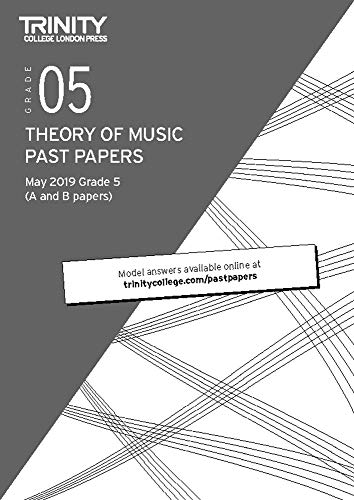 Trinity College London Theory of Music Past Papers May 2019: Grade 5