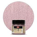 Maya Stardust 45ml (Rosé) - - - Glanz-Farbe, Metallic-Farben, Acryl-Metallic, Metallica-Farben, Acryl Beton-Farbe, wetterfest von Viva-Decor