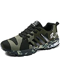 Kuako Men Women Running Shoes Air Trainers Fitness Casual Sports Walk Gym  Jogging Athletic Sneakers 1d8b9b958