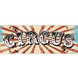 Circus Sign Decoration 55cm