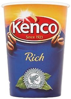 Kenco Freshseal Rich Black Coffee 10 Cups (Pack of 4, Total 40 Drinks) (B004479K9C) | Amazon price tracker / tracking, Amazon price history charts, Amazon price watches, Amazon price drop alerts