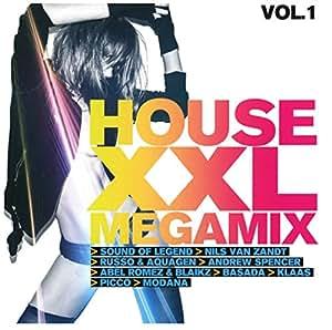 House Xxl Megamix Vol.1