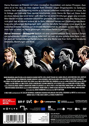 Hanna Svensson - Blutsbande [4 DVDs]: Alle Infos bei Amazon