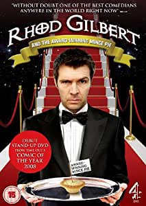 Rhod Gilbert And The Award-Winning Mince Pie - Live [DVD] [2009]