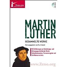 Zeno.org 039 Martin Luther - Gesammelte Werke (PC+MAC)