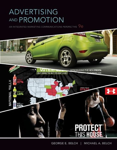 advertising and promotion belch 9th edition pdf free download