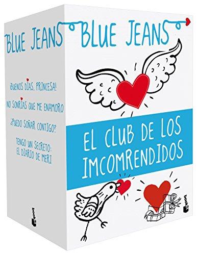 Pack El Club de los Incomprendidos (Bestseller) por Blue Jeans
