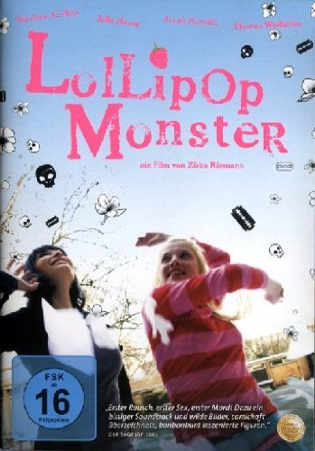 Lollipop Monster [ NON-USA FORMAT, PAL, Reg.2 Import - Germany ] by Jella Haase