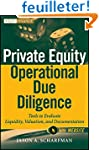 Private Equity Operational Due Dilige...