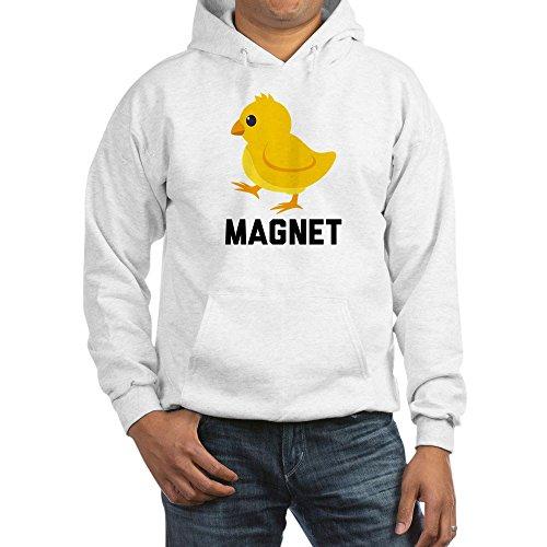 CafePress Chick Magnet Sweatshirt - Pullover Hoodie, Hooded Sweatshirt