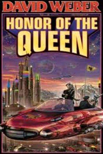 Honor of the Queen Cover Image