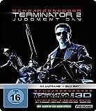 Terminator 2 / Limited 3-Disc Steelbook Edition  (4K Ultra HD) [Blu-ray]