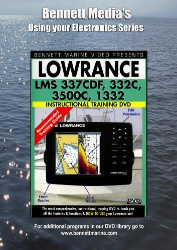 LOWRANCE LMS-1332, 337CDF,332C, 3500C Lowrance Lms