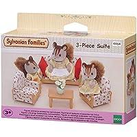 Sylvanian Families Suite 3 Piezas (Epoch para Imaginar 4464)