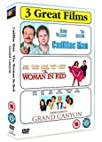 Comedy Triple 3 - Cadillac Man/Woman in Red/Grand Canyon [UK Import]