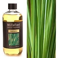 Millefiori Milano Raumduft Nachfüllkonzentrat 500 ml Lemon Grass / Zitronengras preisvergleich bei billige-tabletten.eu