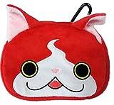 Hori 3DS-463E Borsa Peluche Jibanyan Yo-Kai Watch Ufficiale Nintendo e Level5