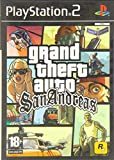 PS2 GRAND THEFT AUTO : SAN ANDREAS (EU)