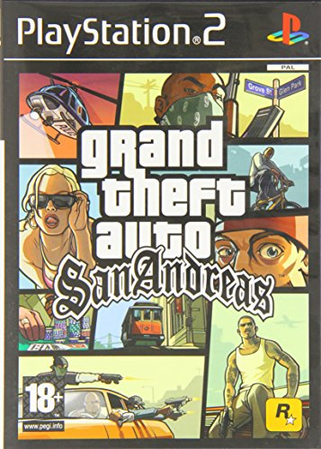 GTA San Andreas - platinum...