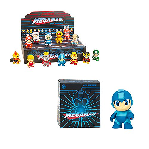 Kidrobot Megaman Mini Series Mini Figure (1 Random Blind Box)