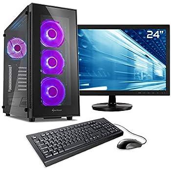 Sedatech UC07908M9I1HS PC 3,6 GHz Intel Core i9-9xxx i9-9900K Negro Midi Torre - Ordenador de sobremesa (3,6 GHz, Intel Core i9-9xxx, i9-9900K, 32 GB, ...