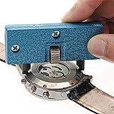 Universal-Öffner entfernt den Rückdeckel und zwei Krallen öffnen die Abdeckung, Dunkelblau