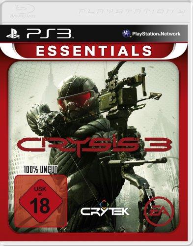 Crysis 3 [Software Pyramide] - [PlayStation 3] (Crysis Ps3)