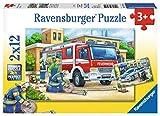 Ravensburger 07574 - Polizei und Feuerwehr