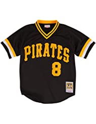 Willie Stargell Pittsburgh Pirates MLB Mitchell & Ness Authentic 1982 BP Jersey