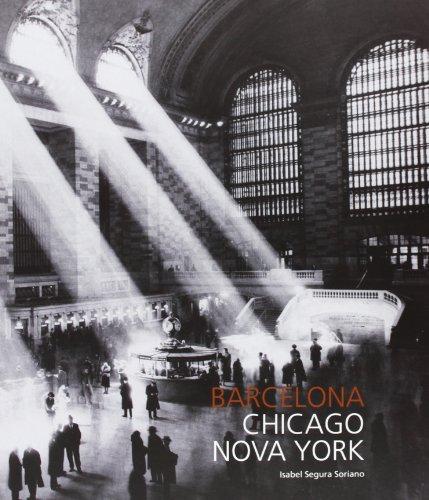 Barcelona-Chicago-New York por M. Isabel Segura Soriano