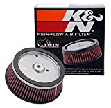 K&N HD-0800 Filtro de Aire para Harley Davidson TWIN CAM SCREAMIN EAGLE ELEMENT