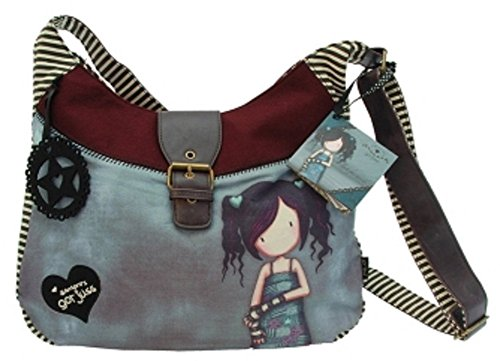 Borsa con Tracolla Gorjuss Lost for Words Santoro